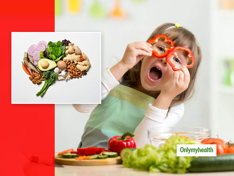 Children's Day Special: Include These 5 Brain-Boosting Diet Tips In Kids By Nutritionist Kavita Devgan