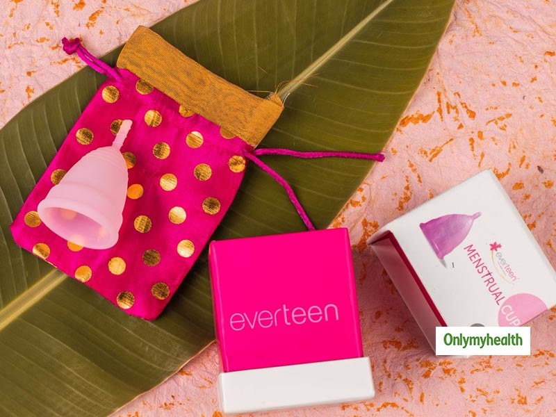 Here's Why A Menstrual Cup Is The Best Sanitary Product