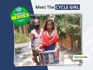 HealthCare Heroes Awards 2020: Jyoti, Who Took Her Injured Father Home, 1200 Kilometres Away On A Cycle