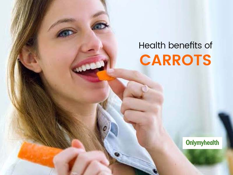 Check Out These 5 Health Benefits And Nutrition Facts Of Carrots