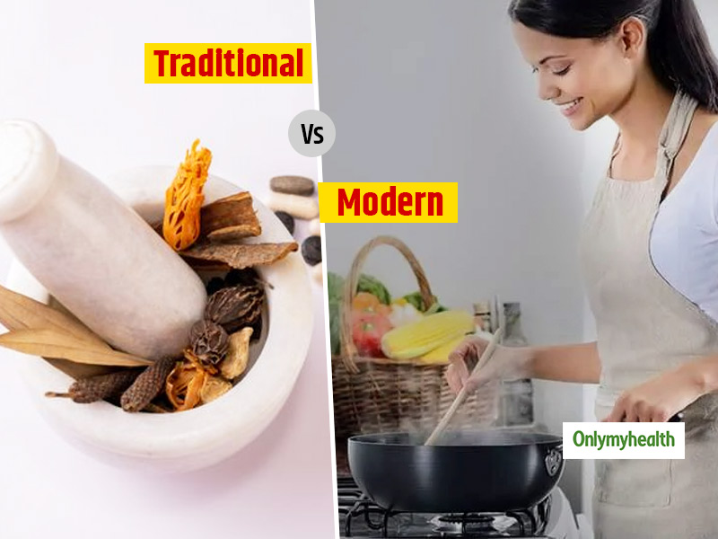 Why Are Traditional Kitchens Better Than Modern Ones For A Good Health? Explains Dietitian Swati Bathwal