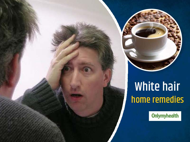 Getting White Or Gray Hair At A Young Age? Try These Home Remedies And Tips To Treat Them