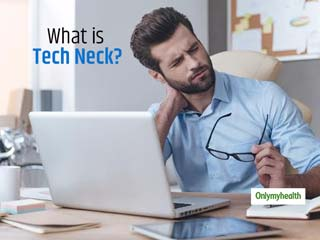 What Is Tech Neck? Here Are Some Symptoms And Basic Stretches To Get Rid Of The Pain