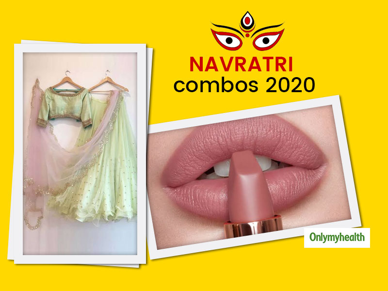 Navratri 2020: Outfit And Makeup Combos To Rock Your Festivities