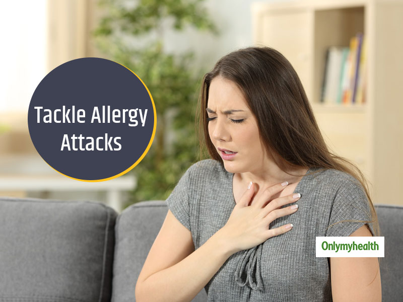 Tips To Spot An Allergy Attack