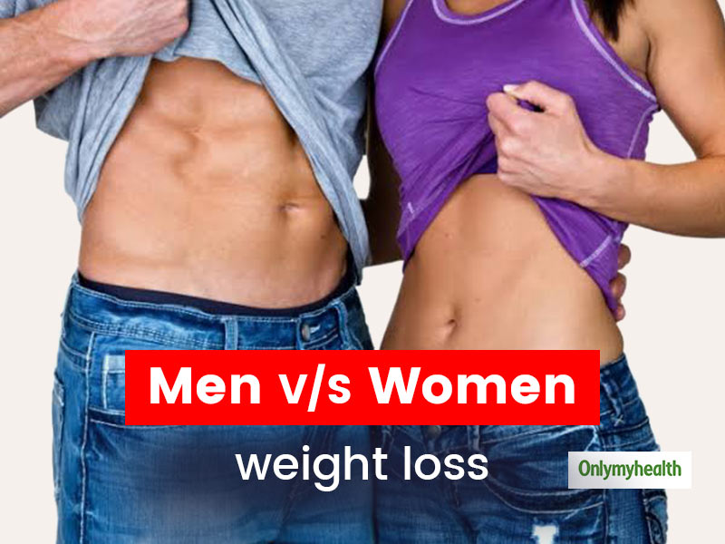 Here Are Some Factors Why Weight Loss Is Different In Men And Women
