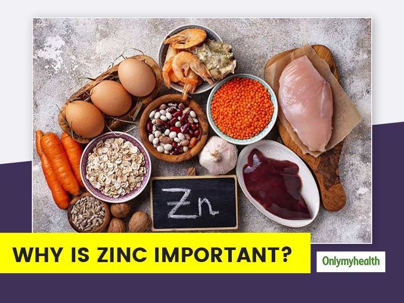 Why Is Zinc Essential For Your Body And Tips To Include It In Your Diet; Tips From Dietician Swati Bathwal