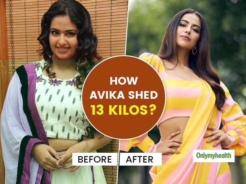 'Balika Vadhu' Avika Gor Shares Her 13 kg Weight Loss Journey; Says 'Our Bodies Deserve To Be Treated Well'