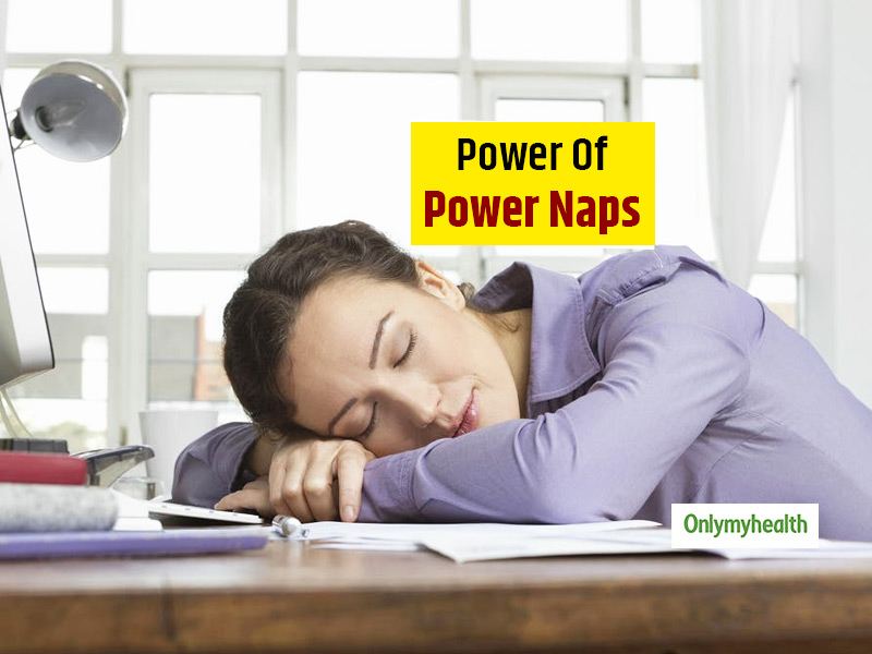 Know How A Power Nap Can Make You Work Better in These 5 Ways