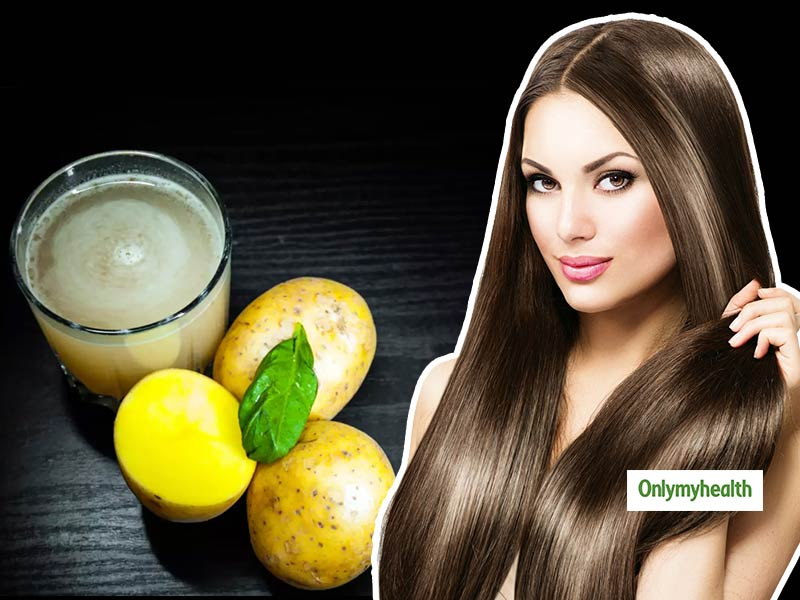 Potato Juice For Hair: Get Rid Of Dandruff And Dullness By Simply Applying This Kitchen Ingredient