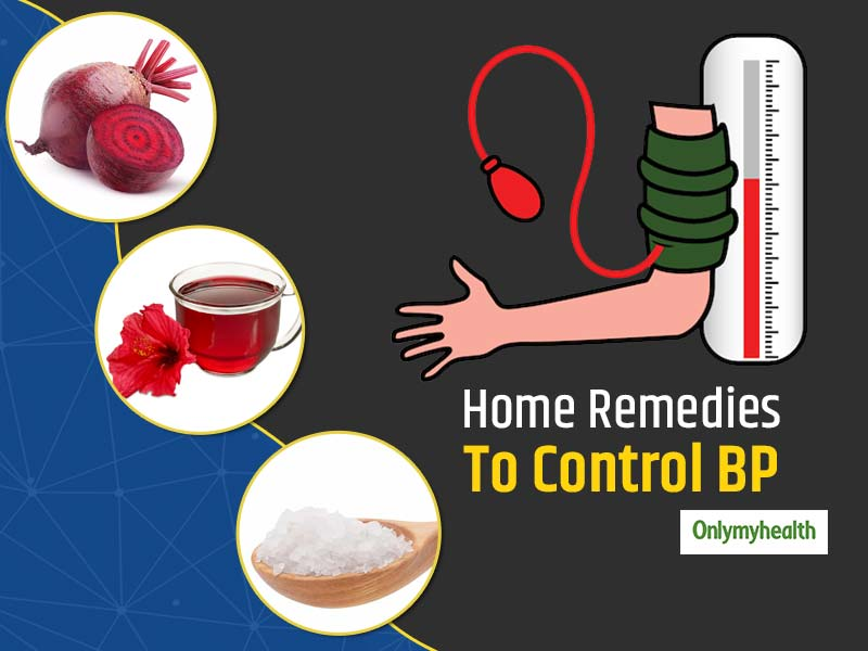 Are You Having High Blood Pressure? Find Some Home Remedies To Reduce BP