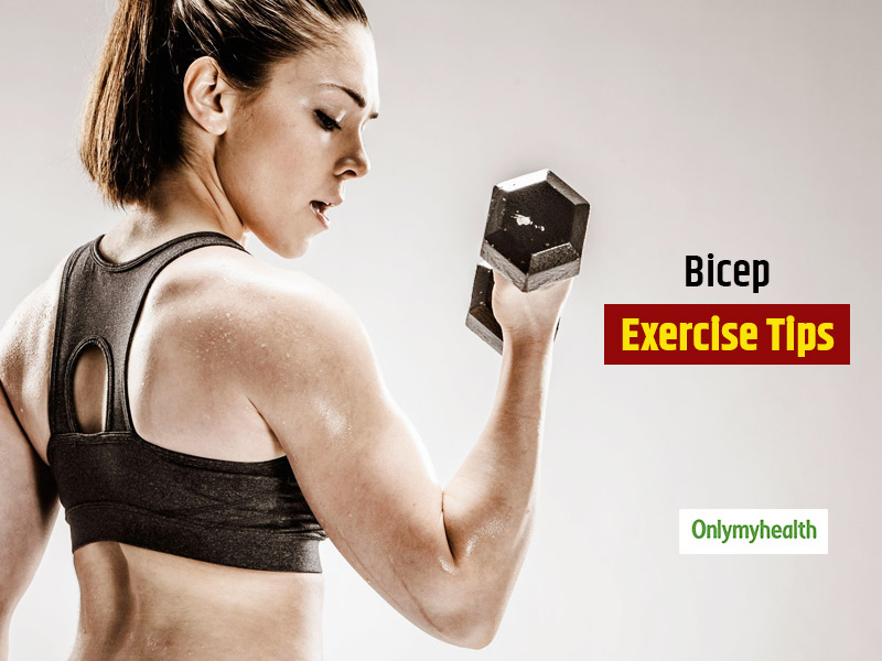 Basic Precautions To Take While Doing Bicep Exercises With Heavy Weights