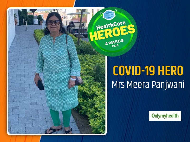 HealthCare Heroes Awards: Meet Unsung Hero Meera Panjwani Who Mobilized Women Power Against Covid19