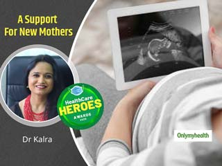HealthCare Heroes Awards 2020: Dr Aruna Kalra's Selfless Service for <strong>COVID</strong>-<strong>19</strong> Positive Expectant Mothers