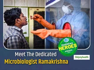 Healthcare Heroes Awards 2020: Vangala Ramakrishna Travelled 1,500 Kms To Offer His Services For COVID-19