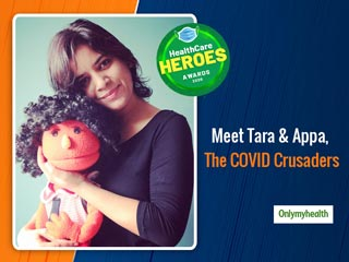 Healthcare Heroes Awards 2020: Tara The Puppet, The Out-Of-The-Box COVID-19 Awareness Warrior