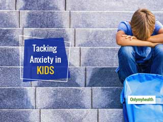 <strong>Causes</strong>, Symptoms And Tips To Help School-Going Kids Fight Anxiety
