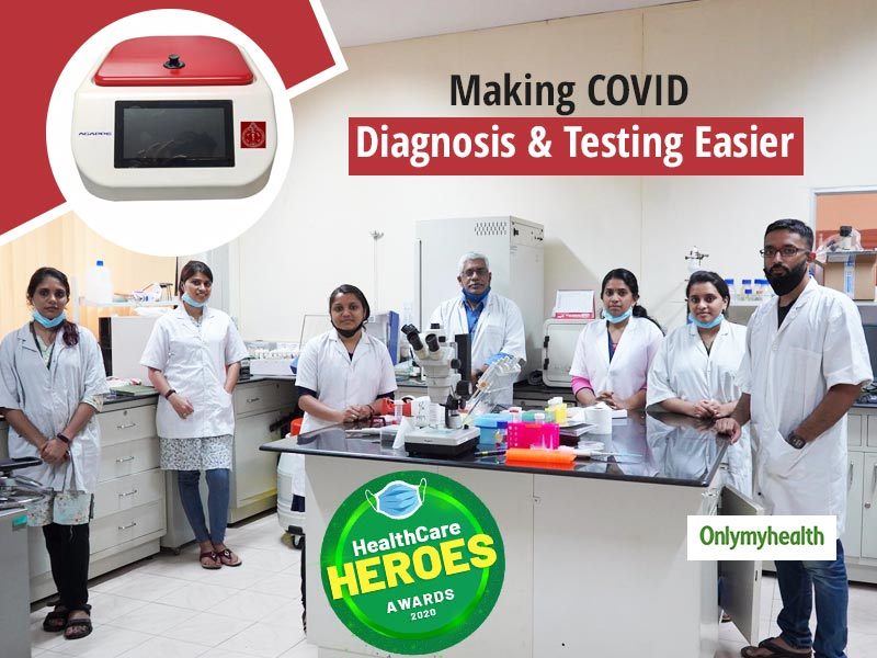 Healthcare Heroes Awards 2020: Chitra GeneLAMP-N Made COVID-19 Diagnosis Affordable With Low-Cost Kit
