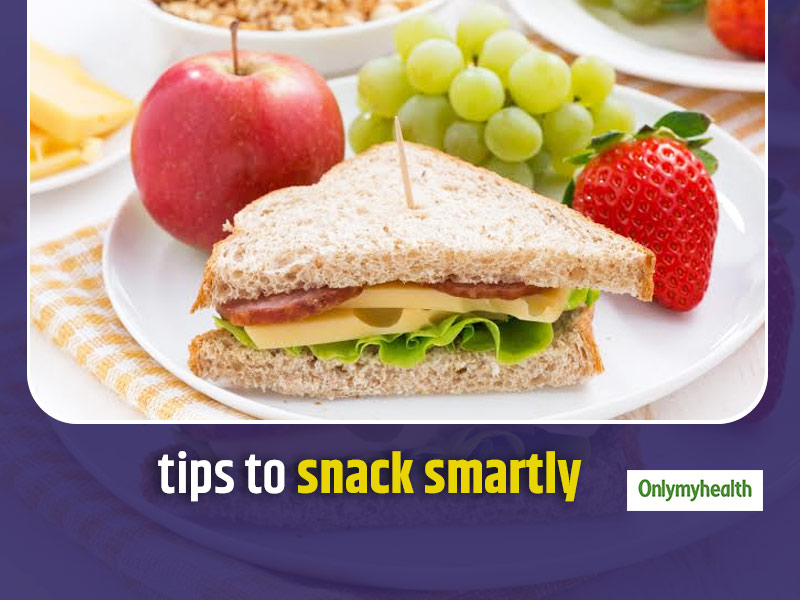 5 Tips To Munch Or Snack In Between Meals Smartly For Least Damage To Health