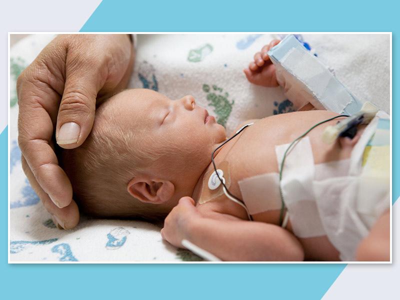 新父母照顾早产婴儿的7条重要提示
