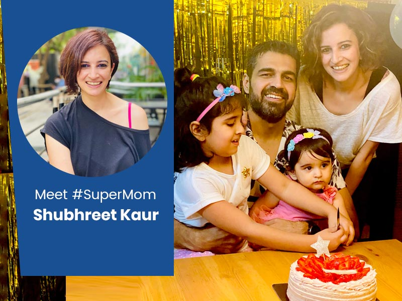 #SuperMom: Meet Shubhreet Kaur Who Defines Modern Parenting Setting Example For Future