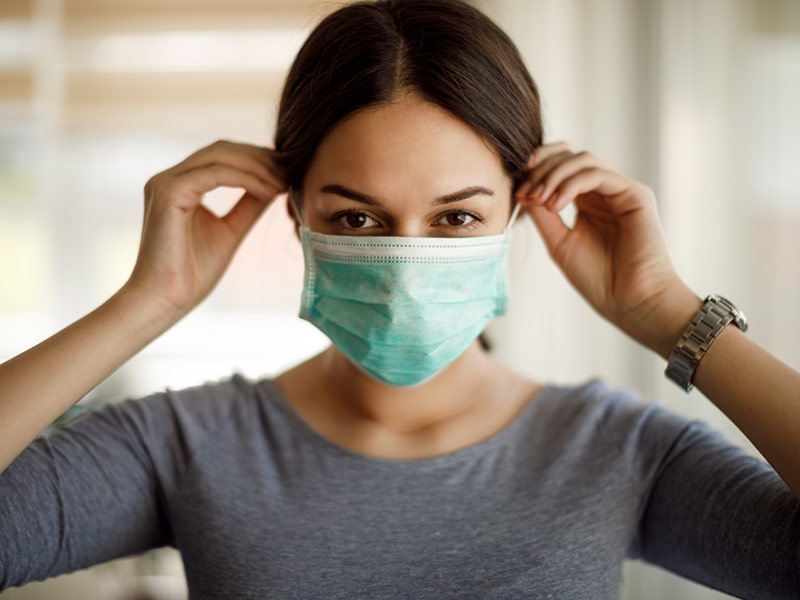 Wear A Mask At Home, Says Centre. Here's Why you Should Wear One