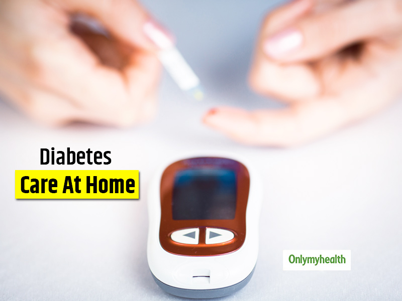 How To Control Blood Sugar Levels At Home? Know Tips For Diabetes Management At Home From An Expert