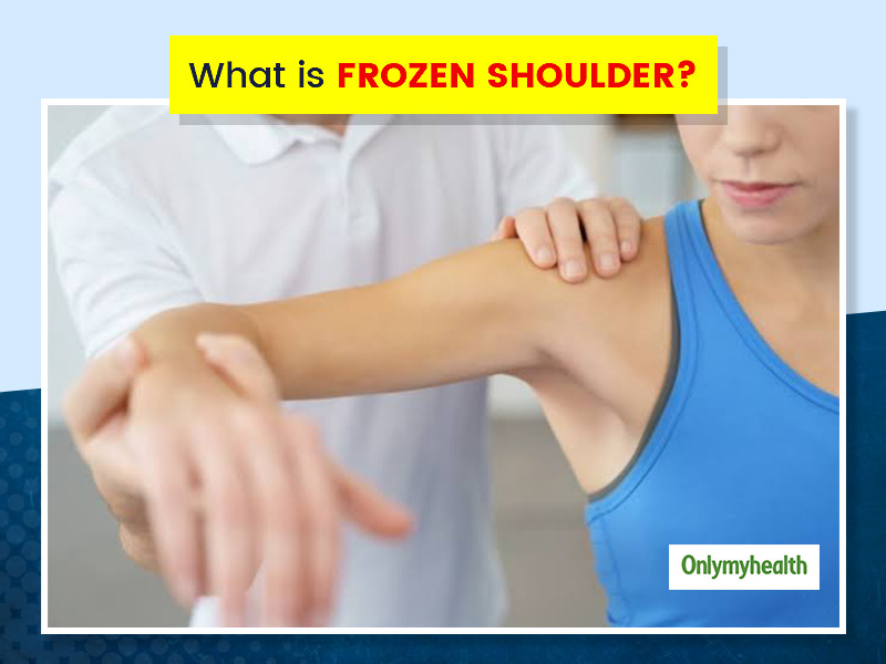What Is Frozen Shoulder? Here's Everything You Should Know About It