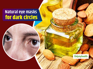 Try These 7 Amazing Natural Eye Masks To Get Rid Of Those Dark Circles