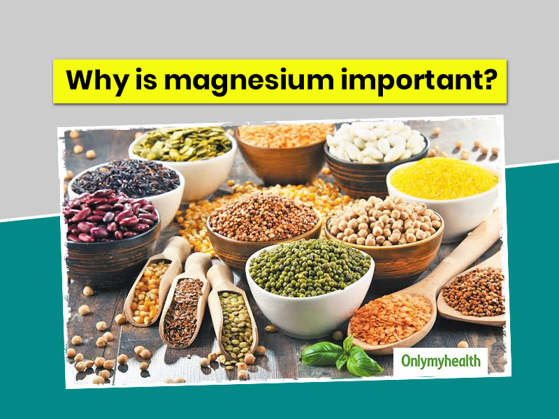 What Are The Best Sources To Consume Magnesium? Check Out Its Health Benefits And Risks
