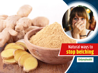 7 Natural Ways To Stop Belching And Tips To Prevent Burps