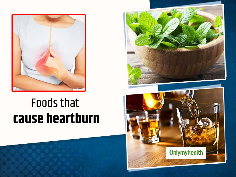 Here Are 9 Foods That Cause Heartburn and What To Eat For Relief