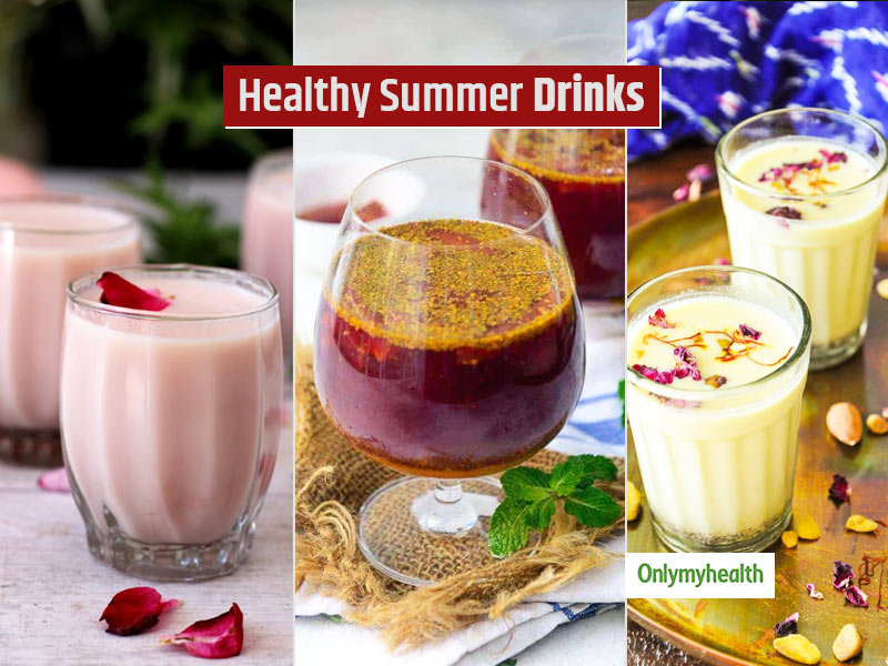 Ditch Sodas And Get Summer Ready With Dietitian Swati Bathwal's Top 5 Healthy Drinks