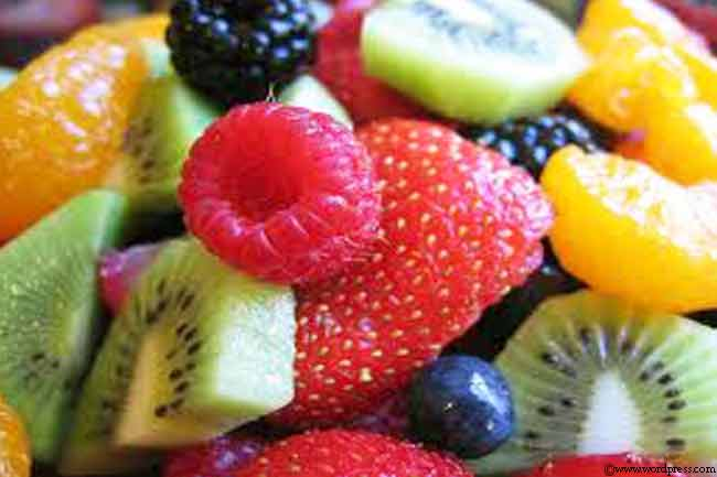 Savour Fruity Delights