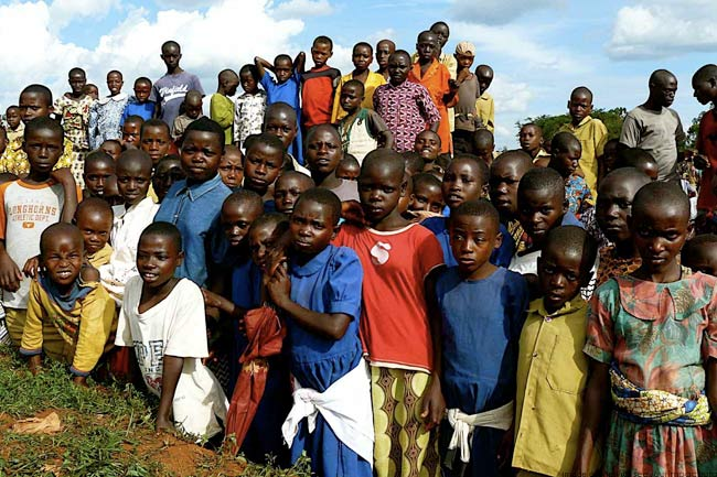 Children with HIV/AIDS