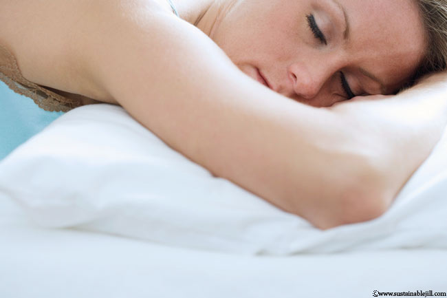 Your Sleep Position could Misshape your Breasts