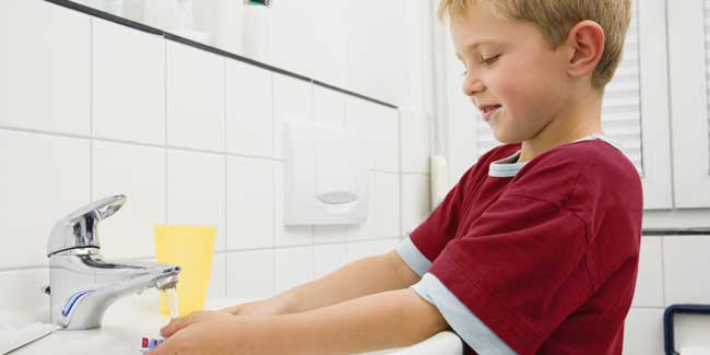 Hygiene may boost growth in kids