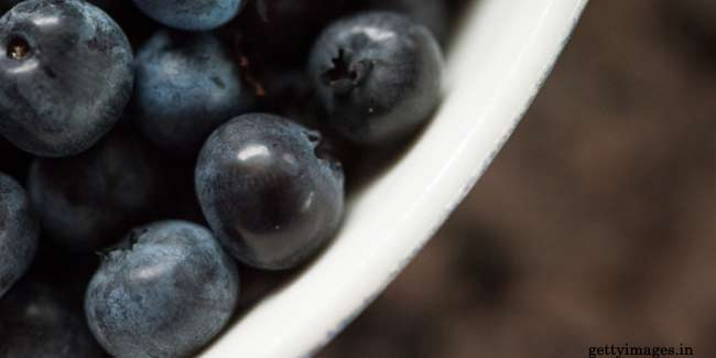 Blueberries, Apples and Grapes cut Type 2 Diabetes Risk