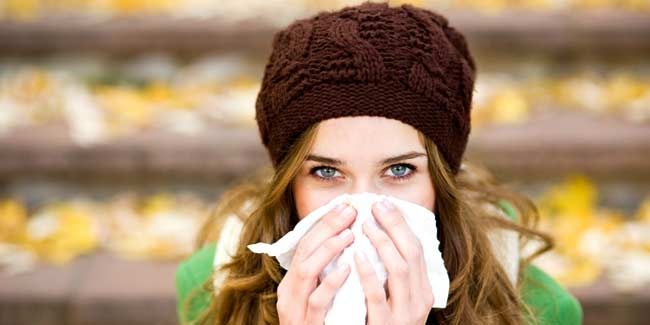 Cold Weather Allergy Symptoms Beware Of Winter Allergens Communicable Diseases