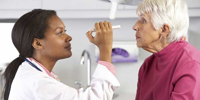 Poor People with Diabetes May Miss Out on Eye Care