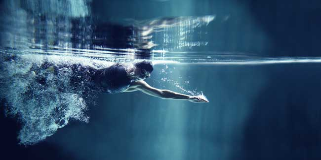 Know how can Swimming help you to Lose Weight