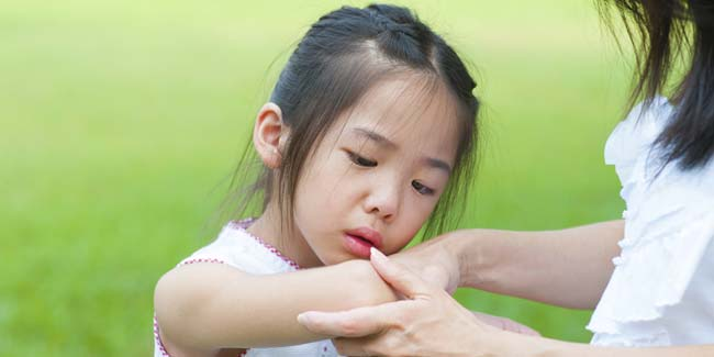 Seven Symptoms of Psoriatic Arthritis in Children