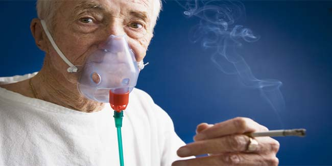 4 Deadly Types of Lung Diseases Caused By Smoking