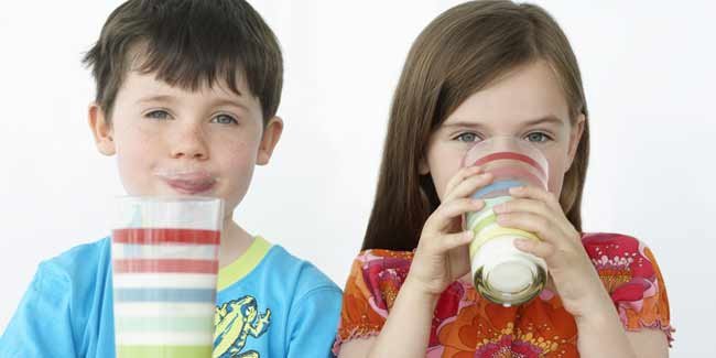 Foods that help Children Gain Healthy Weight