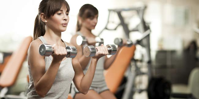 Best weight training tips for women