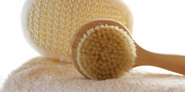 Radiance Amplified by Lustre- That is What Dry Brushing does to Your Skin