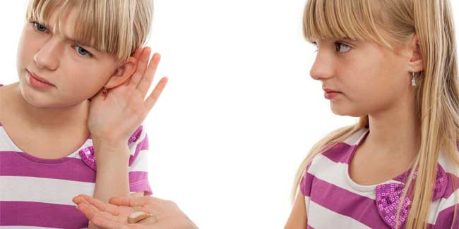 Hearing Loss in Children and its Causes