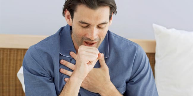 Persistent Cough Could Signal Lung Cancer   Latest