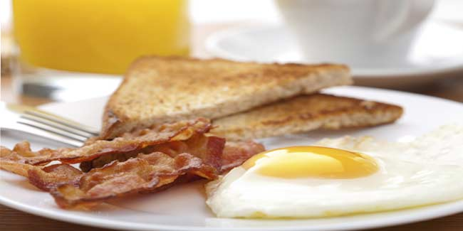 Skipping Breakfast could lead to Heart Attack