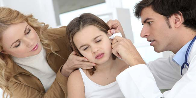 Dealing with Ear Infections during Rains
